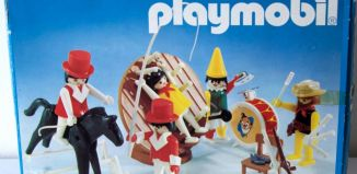 Playmobil - 3545v2 - Circus artists