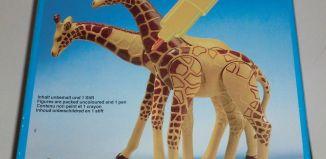Playmobil - 3672v1 - 2 Giraffes