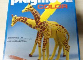 Playmobil - 3672v2 - 2 Giraffes