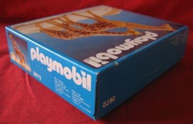 Playmobil 3672v3 - 2 Giraffes - Box
