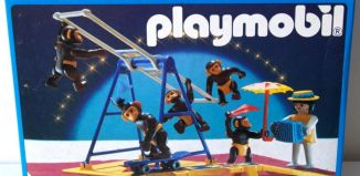 Playmobil - 3726 - Performing Chimps