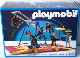 Playmobil - 3726 - Performing Chimps
