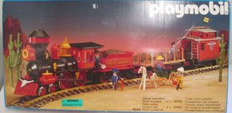 Playmobil - 4034v2 - Large Western Train Set