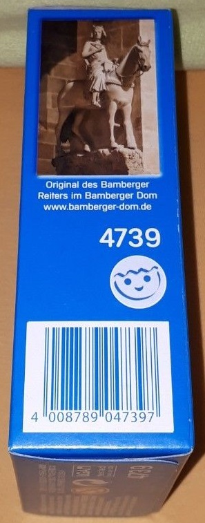 Playmobil 4739 - Bamberger Knight - Box