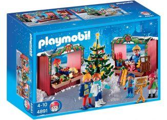 Playmobil - 4891 - Christmas Market