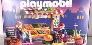 Playmobil - 5341 - Produce Stand