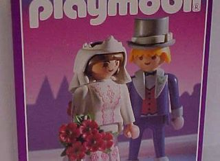 Playmobil - 7218 - Victorian Bride and Groom