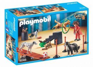 Playmobil - 9048 - Roncalli Dog Training