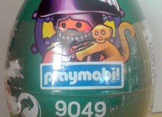 Playmobil - 9049 - 01 - pirate green egg