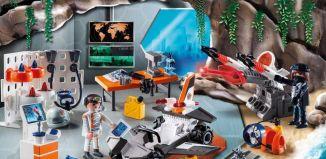 "Playmobil - 9263 - Advent Calendar ""Spy Team Workshop"""