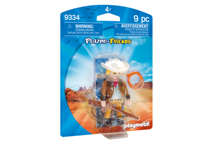 Playmobil 9334 - Sheriff - Box