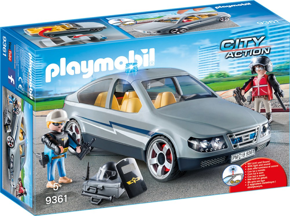 playmobil set 9361 sek civil car klickypedia. Black Bedroom Furniture Sets. Home Design Ideas
