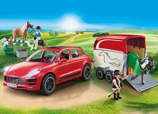 Playmobil - 9376 - Porsche Macan GTS