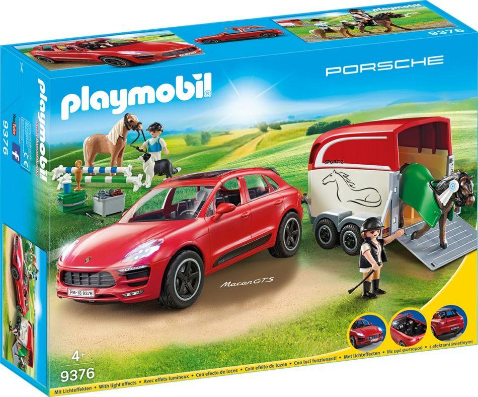 Playmobil 9376 - Porsche Macan GTS - Box