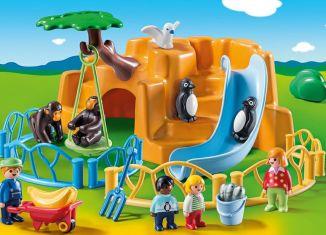 Playmobil - 9377 - Zoo
