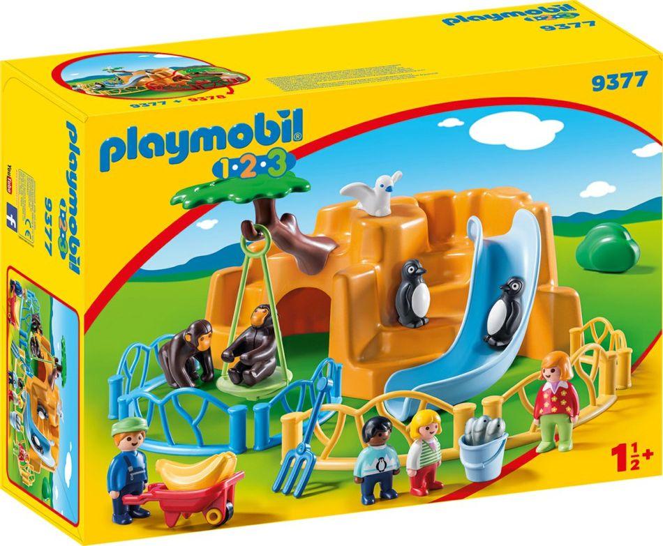 Playmobil 9377 - Zoo - Box