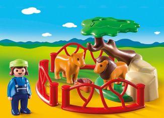Playmobil - 9378 - Lions