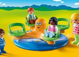 Playmobil - 9379 - Merry-go-round