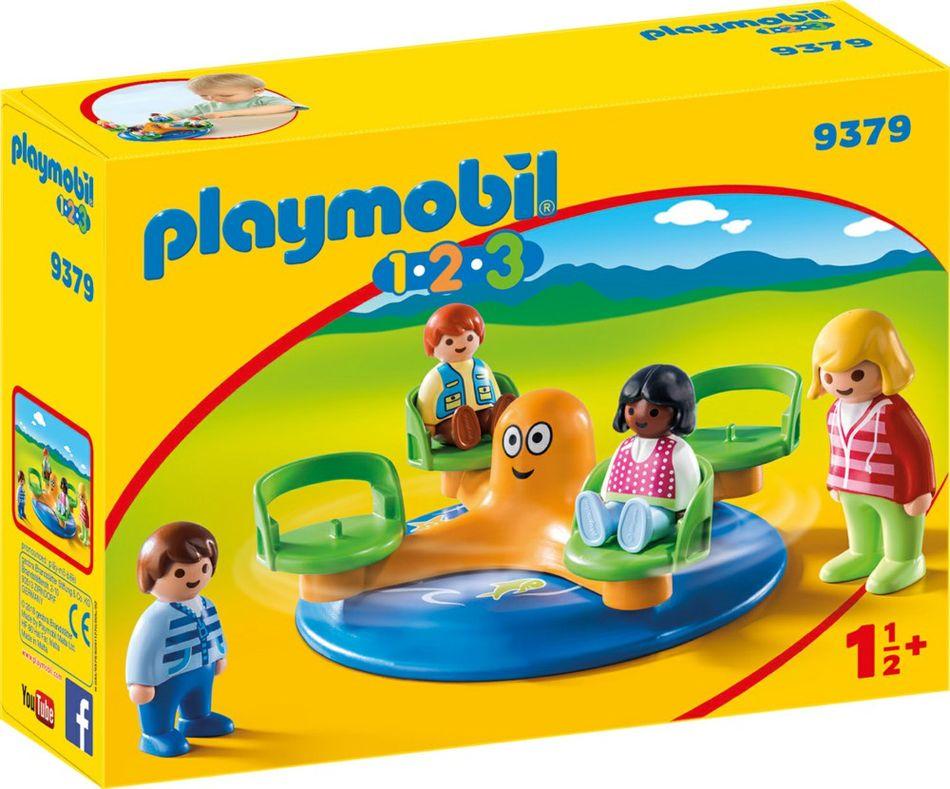Playmobil 9379 - Merry-go-round - Box