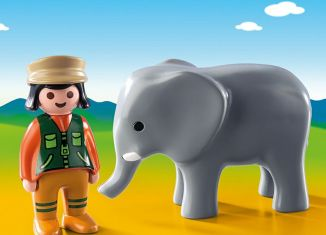 Playmobil - 9381 - Elephant