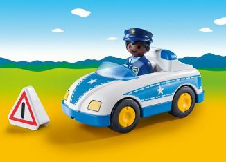 Playmobil - 9384 - Police car