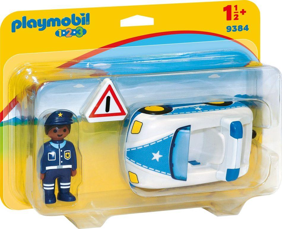 Playmobil 9384 - Police car - Box