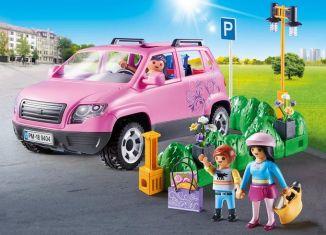 Playmobil - 9404 - Family Car