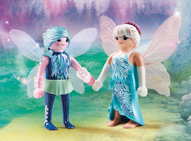 Playmobil - 9447 - Winter Fairies