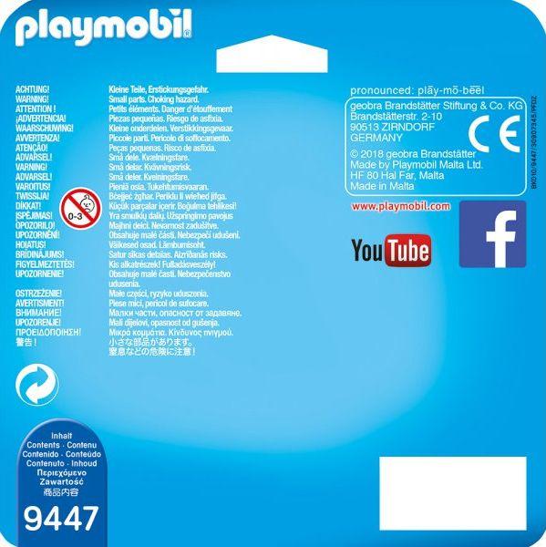 Playmobil 9447 - Winter Fairies - Back