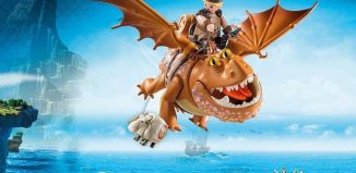 Playmobil - 9460 - Meatlug and Fishlegs