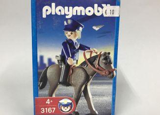 Playmobil - 3167 - Mounted Police