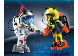 Playmobil - 9448 - Space Heroes
