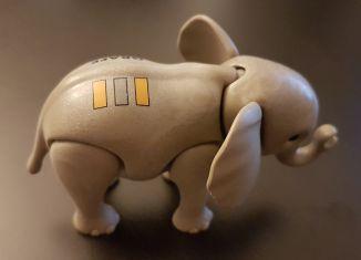 Playmobil - 0000-ger - Promotional Baby Elephant Grafe