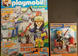 Playmobil - 30798653-esp - Playmobil Portugal Magazine nº 20