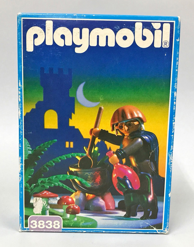 Playmobil 3838 - Sorceress - Box