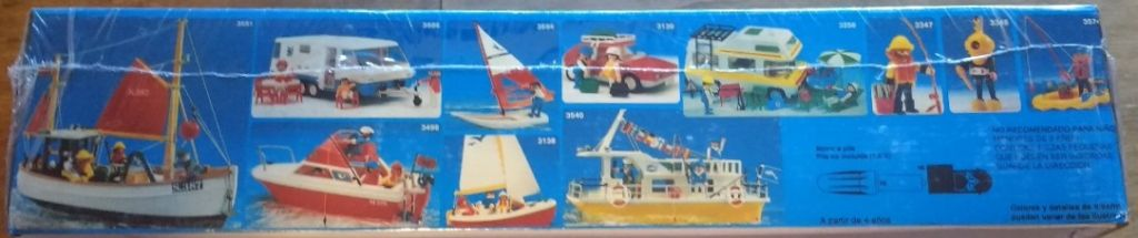 Playmobil 9898-ant - Beach set - Box