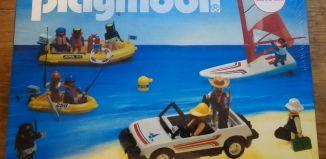 Playmobil - 9898-ant - Beach set