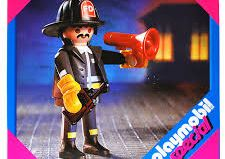 Playmobil - 4621 - US-Firefighter