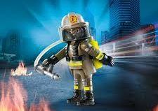 Playmobil - 9336 - Fireman