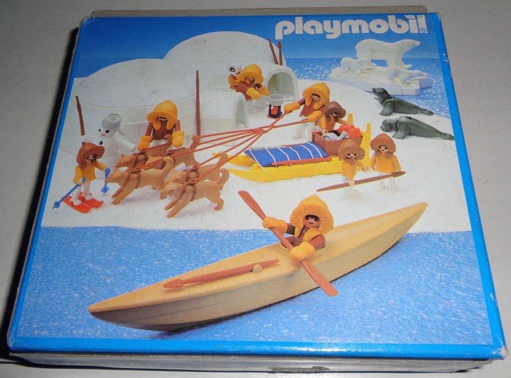 Playmobil 3248-esp - Polar Bears - Box