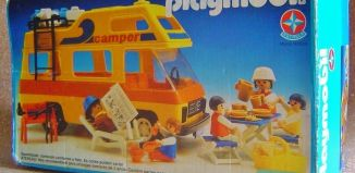 Playmobil - 30.20.27-est - Camper