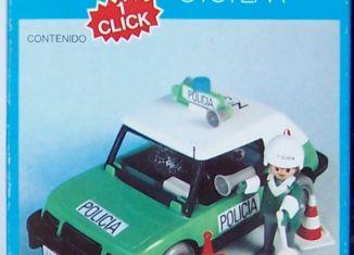 Playmobil - 3215-fam - Police car