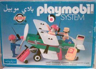 Playmobil - 3246-lyr - Biplane Pegasus
