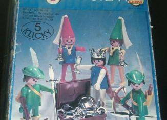 Playmobil - 3263-lyr - Medieval Court Queen
