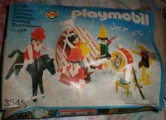 Playmobil - 3545-lyr - Circus artists