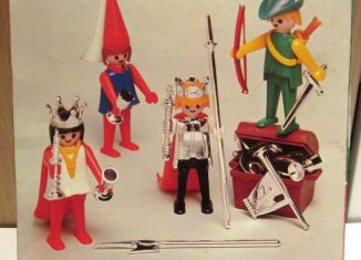 Playmobil - 1716-pla - Knights Basic Set 2