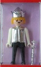 Playmobil - 1717/2v2-pla - King with high crown