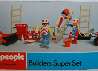 Playmobil - 1720v1-pla - Super Set Construction