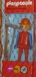 Playmobil - 1724v3-pla - Red worker