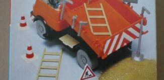 Playmobil - 1727-pla - Builder's Lorry